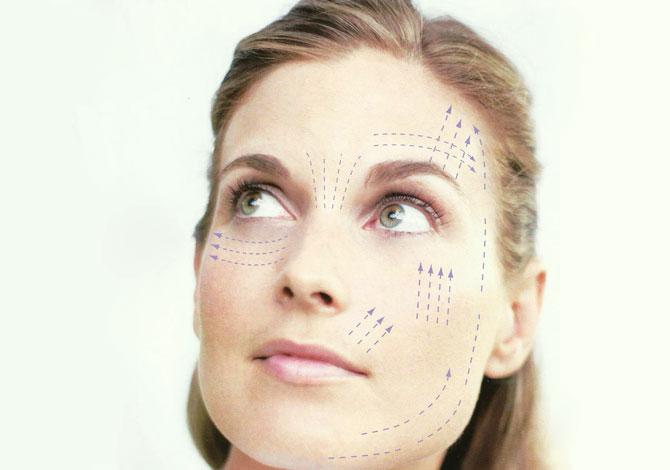 Las máscaras para la persona de las arrugas para la elasticidad