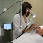 Láser de CO2 para el rejuvenecimiento facial