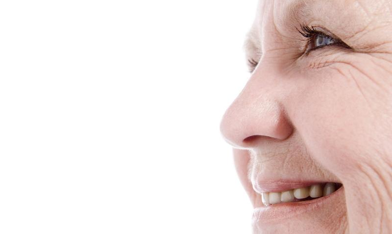 Flacidez facial y arrugas