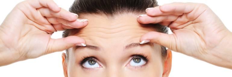 eliminar arrugar con botox